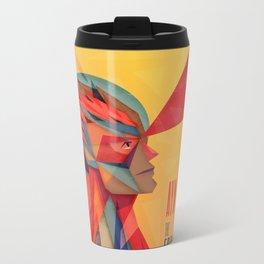 The Fountainhead Metal Travel Mug