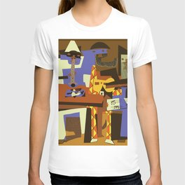 Picasso - The Musician T-shirt