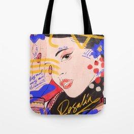 Rosalia Tote Bag