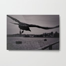 Dark Point Metal Print