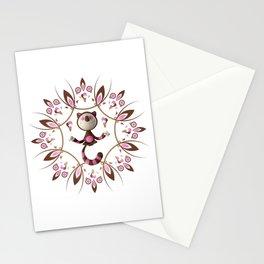 Neapolitan Guru Cat Stationery Cards