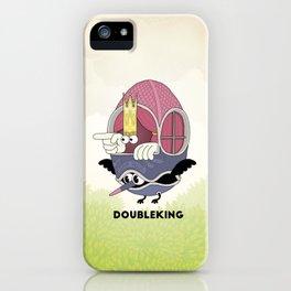DOUBLE KING: Ovum Regia iPhone Case