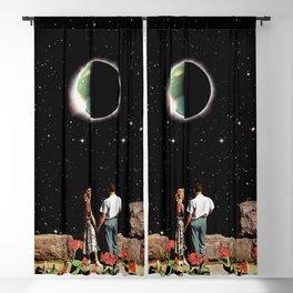 Space Love Blackout Curtain