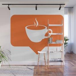 I like coffee! Wall Mural