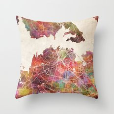 Auckland Throw Pillow
