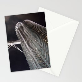 Petronas Twin Tower, Malaysia Stationery Cards