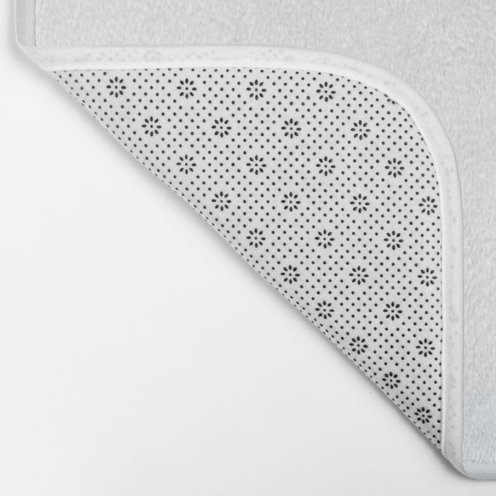 Less is more Bath Mat