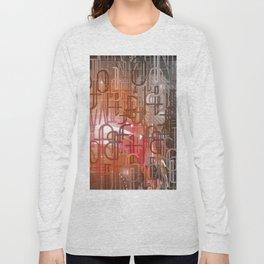 Font Long Sleeve T-shirt