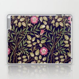 William Morris Sweet Briar Floral Art Nouveau Laptop & iPad Skin