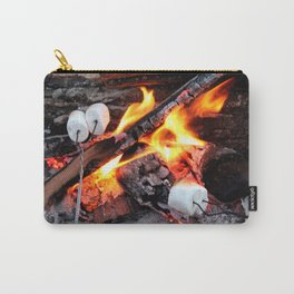 Roasting Marshmellows Carry-All Pouch