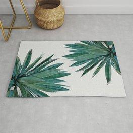 Agave Cactus Rug