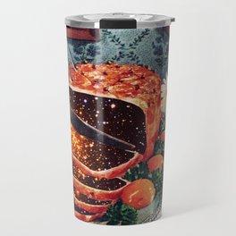 Roast with Mushrooms Travel Mug