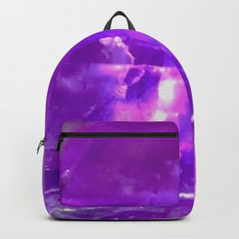 Crystalline Structure Backpack