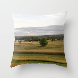 Strasburg Railroad Series 13 Throw Pillow