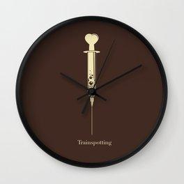 Drugs love Wall Clock