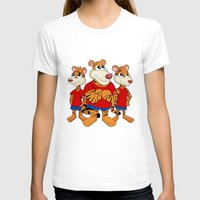 tigers T-shirts featuring Tigers cartoon by MaxiHarmony