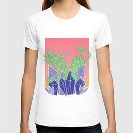 Crystal Plants T-shirt