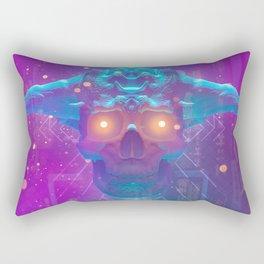 Cult of Vapor Rectangular Pillow