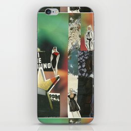 Kill the Young iPhone Skin