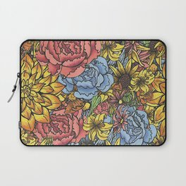 Flowers Flowers Flowers Laptop Sleeve