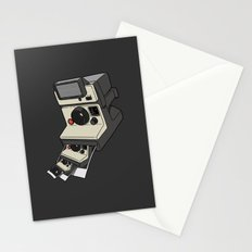 Cam-ception (continuous snapshot) Stationery Cards