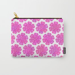 Hearts A Bloom Carry-All Pouch