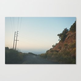Muholland Canvas Print