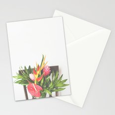 Hawaiian Bouquet Stationery Cards