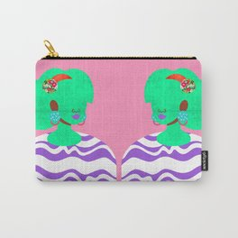 Earrings No. 3 Carry-All Pouch