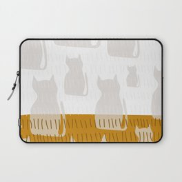 Coit Cat Pattern 4 Laptop Sleeve