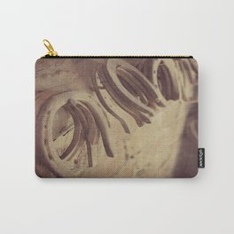 Horseshoes Carry-All Pouch