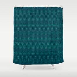 Pattern Design #001 Shower Curtain