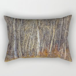 Denver Woodland Rectangular Pillow