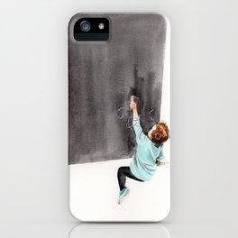 Guixos amunt iPhone Case