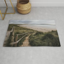 A day at the beach - Landscape and Nature Photography Rug