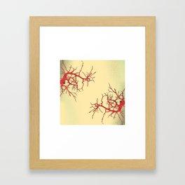 branches#03 Framed Art Print