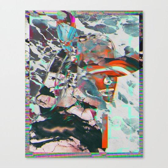 Sia Canvas Print