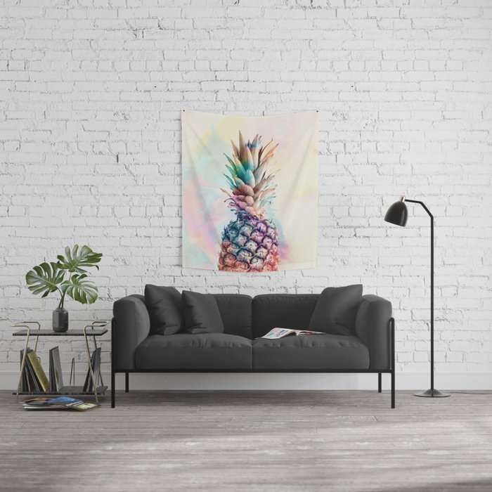 PINEAPPLE 9b Wall Tapestry