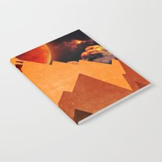 Golden Nighter Notebook