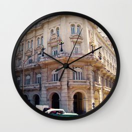 Viva La Cuba Wall Clock