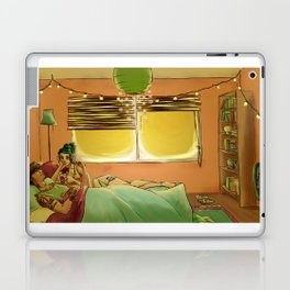 Wake me up Laptop & iPad Skin