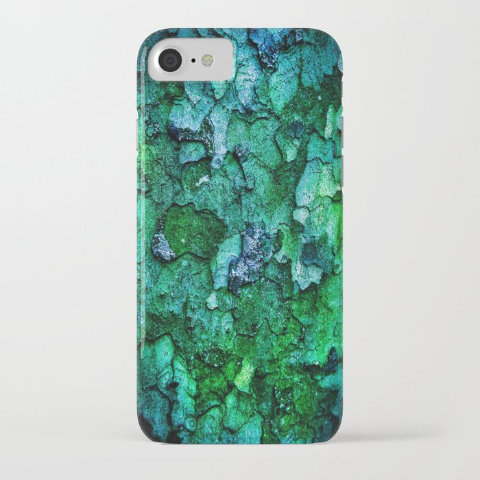 Underwater Wood 2 iPhone Case