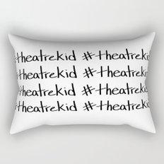 #theatrekid Rectangular Pillow