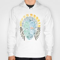 africa Hoodies featuring Africa by Filip Postolache