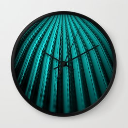 Water Rails Wall Clock