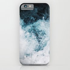 Blue Swells Slim Case iPhone 6s