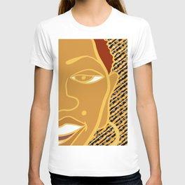 Africa Calls To Me Too T-shirt
