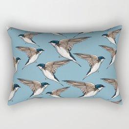 Birds Hipster Rectangular Pillow