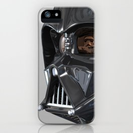 Darth Vader Playboy Flagrant iPhone Case