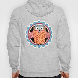 Cute Tribal Owl Hoody
